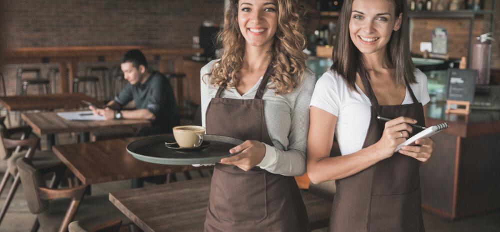 Amet, mis annab sulle vajalikud oskused: vaata, miks on ettevõtjate seas hinnatud just endised klienditeenindajad