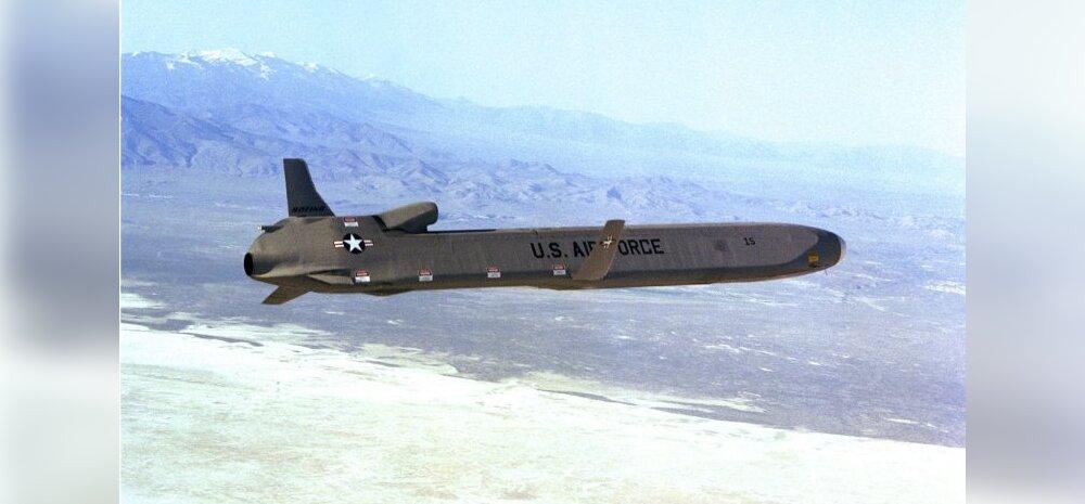Tiibrakett AGM-86. http://scout.com