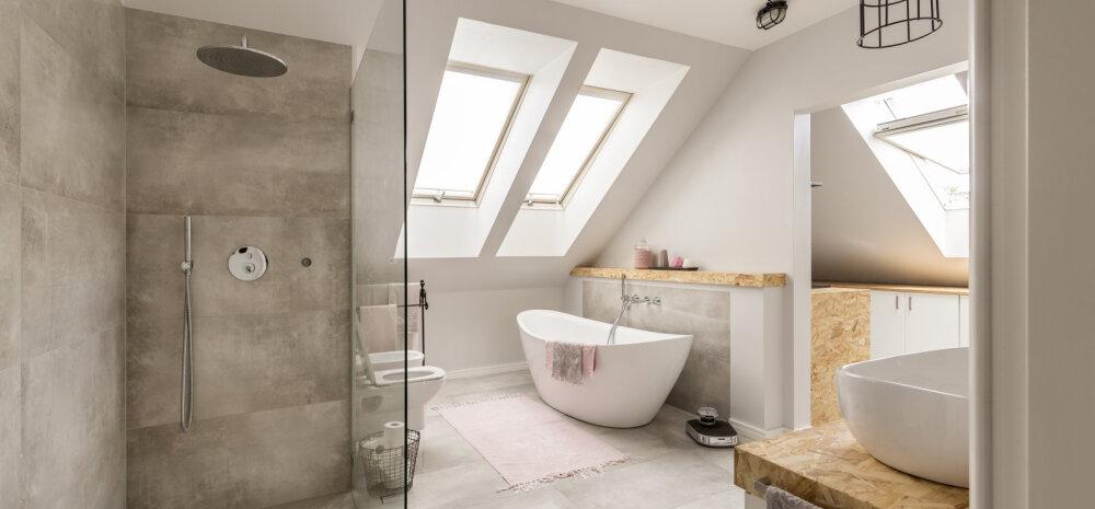 Remont vannitoas — millele tasub kulutada, mille arvelt on mõistlikum säästa?