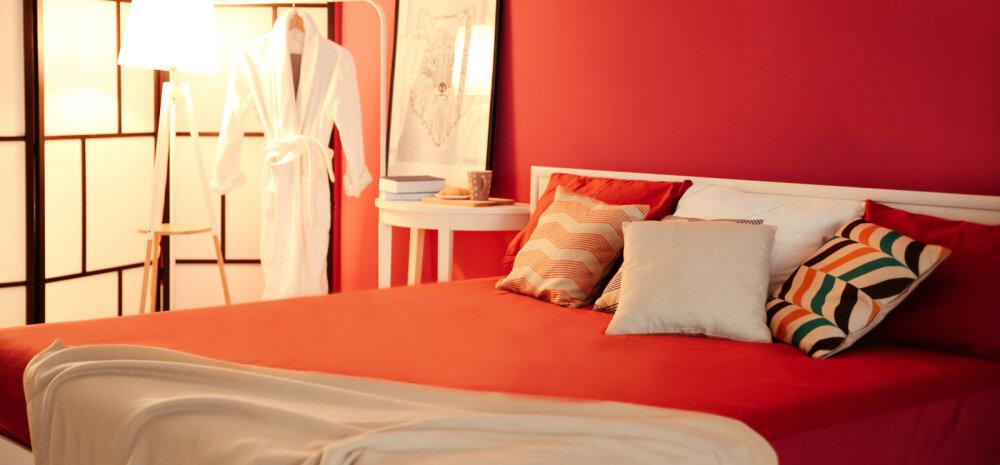 FENG SHUI | Värvid, millest tasub magamistoas hoiduda