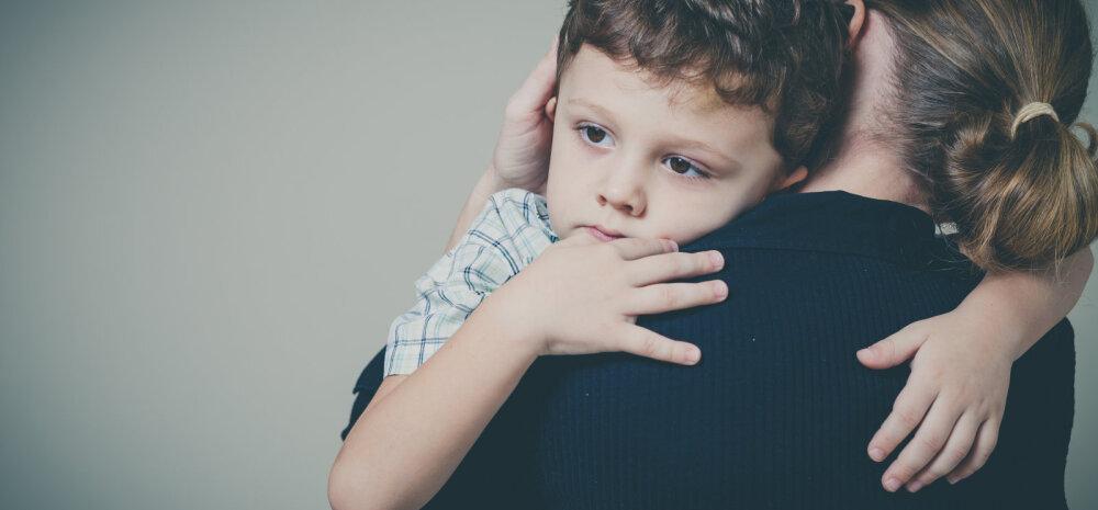 Miks on lapsed nii tihti haiged?