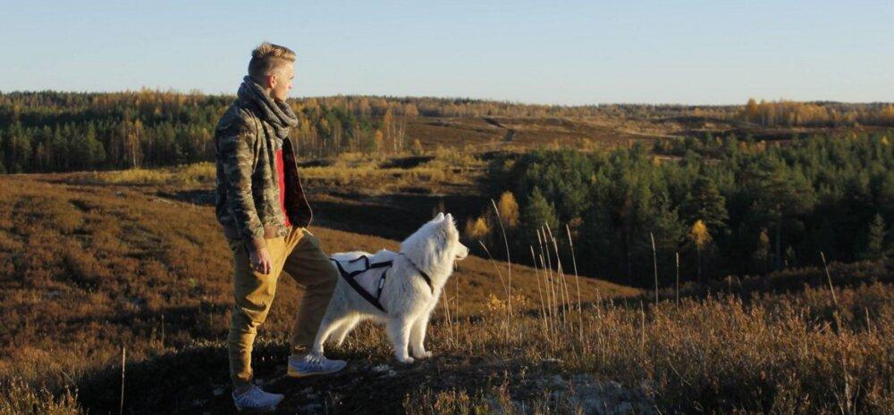 Eesti noormees läks rahva toel ülemaailmset konkurssi juhtima
