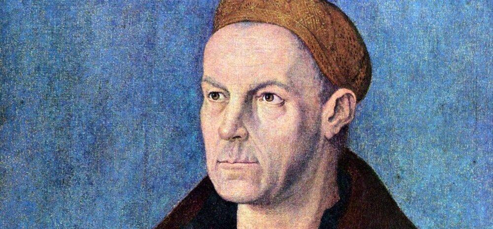 Albrecht Düreri maal Fuggerist.