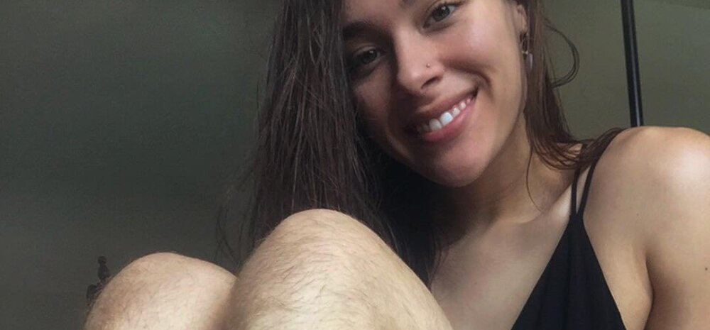 Julge naine! Blogija otsustas loobuda jalgade raseerimisest ja alluda loodusele