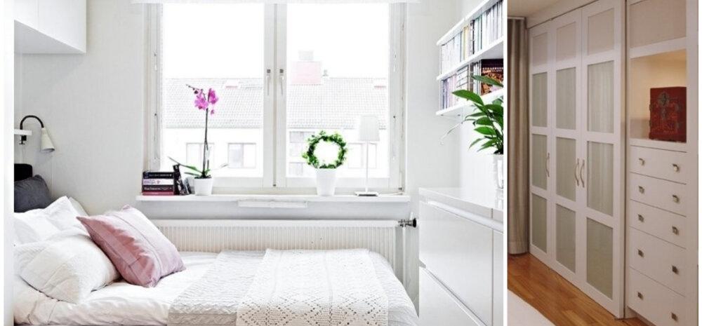 НА ЗАМЕТКУ | Идеи дизайна узкой спальни