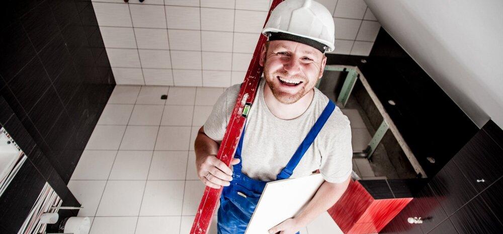 Укладка плитки во влажных помещениях: ошибки и советы