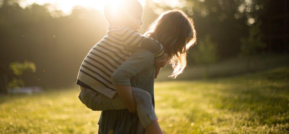 Kuidas sa saad arvata, et tead, mis su lapsele parim on, kui sa tema käest isegi ei küsi?
