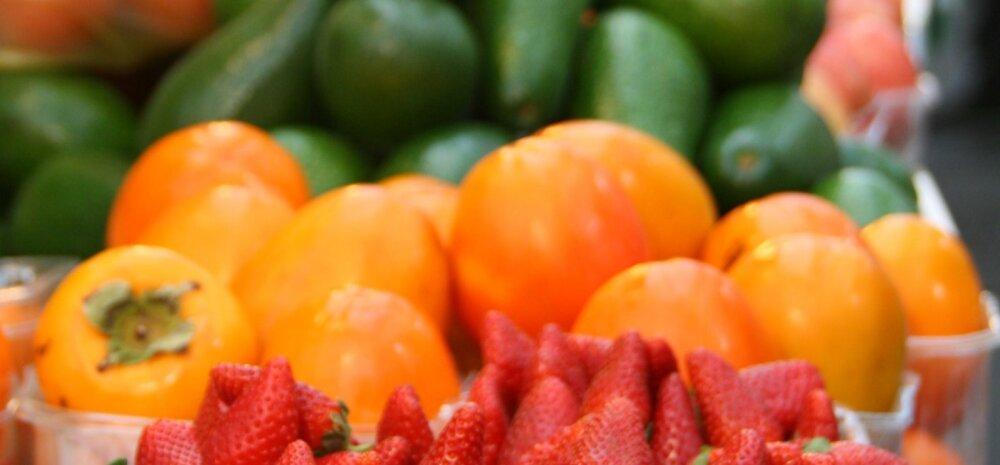 Selgitame, miks peab puuvilju KOHE pärast kojutoomist pesema