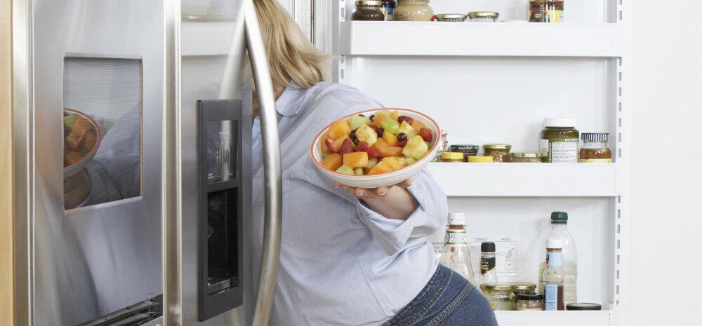 Õhtused figuurinipid: mida enne magamaminekut süüa, et kaalust alla võtta?