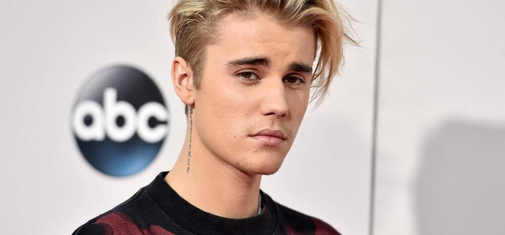 HULL VÄRK: Internetis müüakse klaasi, kust Justin Bieber jõi ja sa ei kujuta ette, palju inimesed selle eest nõus maksma on!