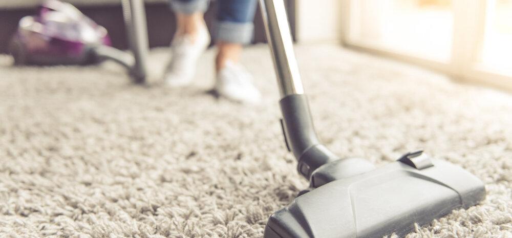 5 nutikat nippi kodu koristamisel