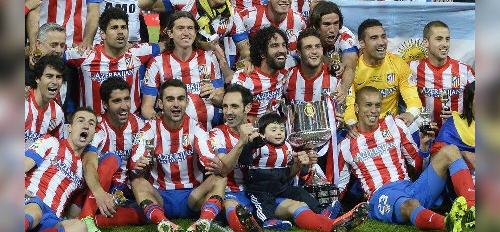 Madridi Atletico