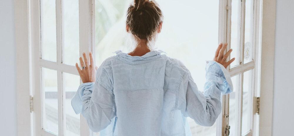 Naise arvamus: iseendale ja oma perele pühendudes ei jää aega tegeleda teiste eludega, sest teised ei olegi olulised