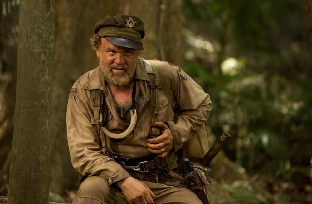 """John C. Reilly teeb """"Pealuu saares"""" suurepärase rolli."""