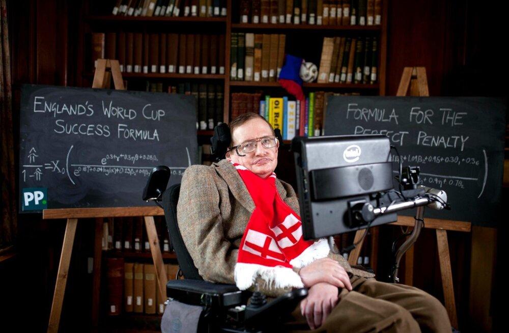 Füüsik Jaak Kikas: võib-olla mõnes teises kvantmaailmas veab Hawkingil paremini ja ta saab ka Nobeli preemia