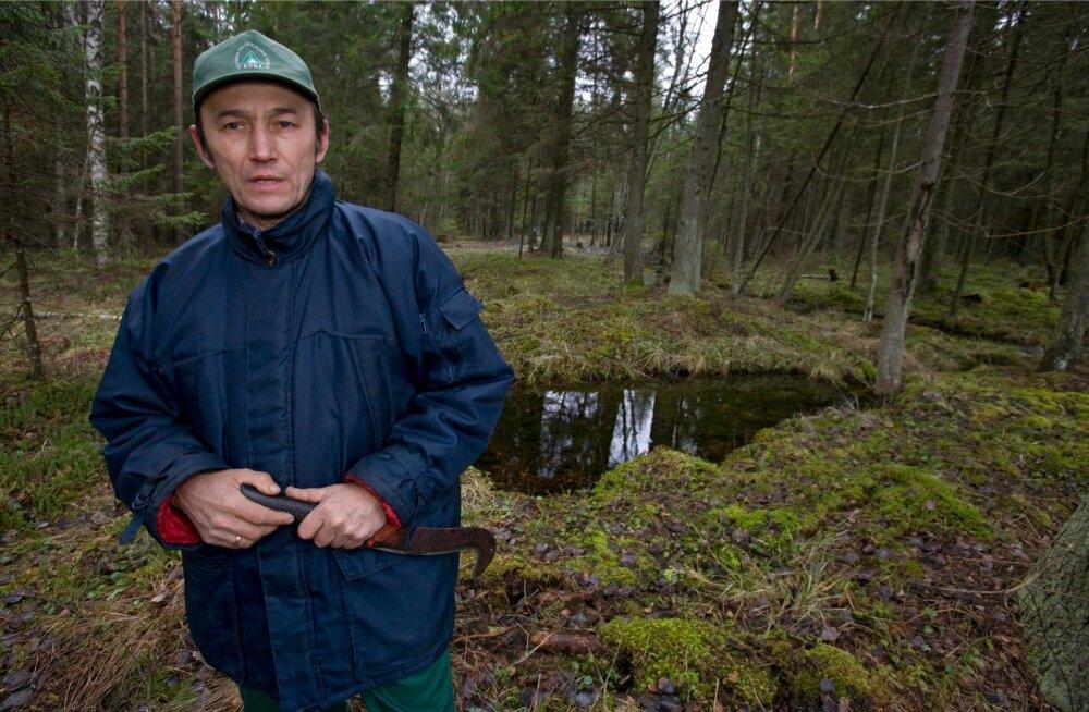 Loo autor, Ambla Metsaühistu juhatuse liige Toomas Lemming juhib tähelepanu asjaolule, et toetuste jagamisel käsib metsaseadus eelistada väikemetsaomanikku.