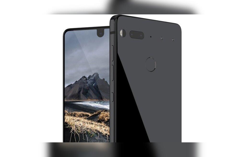Essential Phone: see on Androidi ühe isa uus nutitelefon