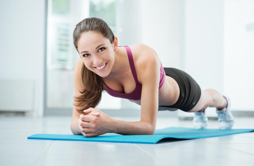 Motivatsiooniks kaalulangetajale: 8 head põhjust, miks tasub kaalust alla võtta