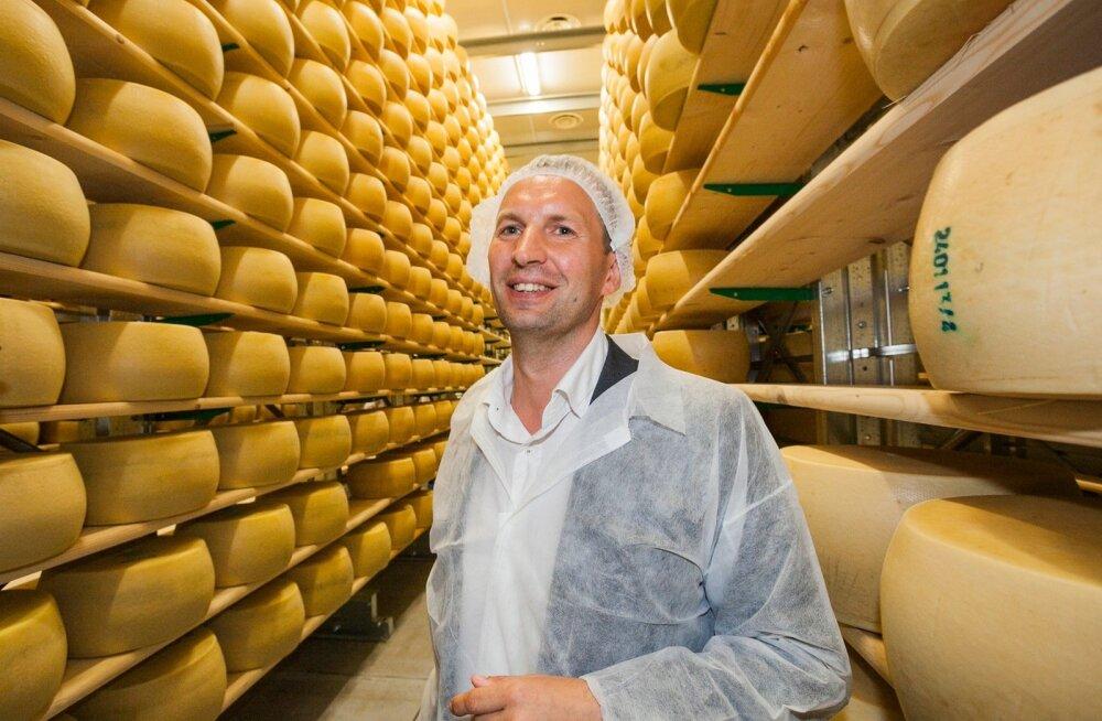 Valio Eesti juhatuse esimees Maido Solovjov on veendunud, et Eesti piimatoodete ekspordi edendamiseks ei ole vaja veel üht uut tehast ehitada. Eriti veel sellist, mis rajataks osalt maksumaksja raha eest jatekitaks seega kapitalistlikel alustel rajatud t