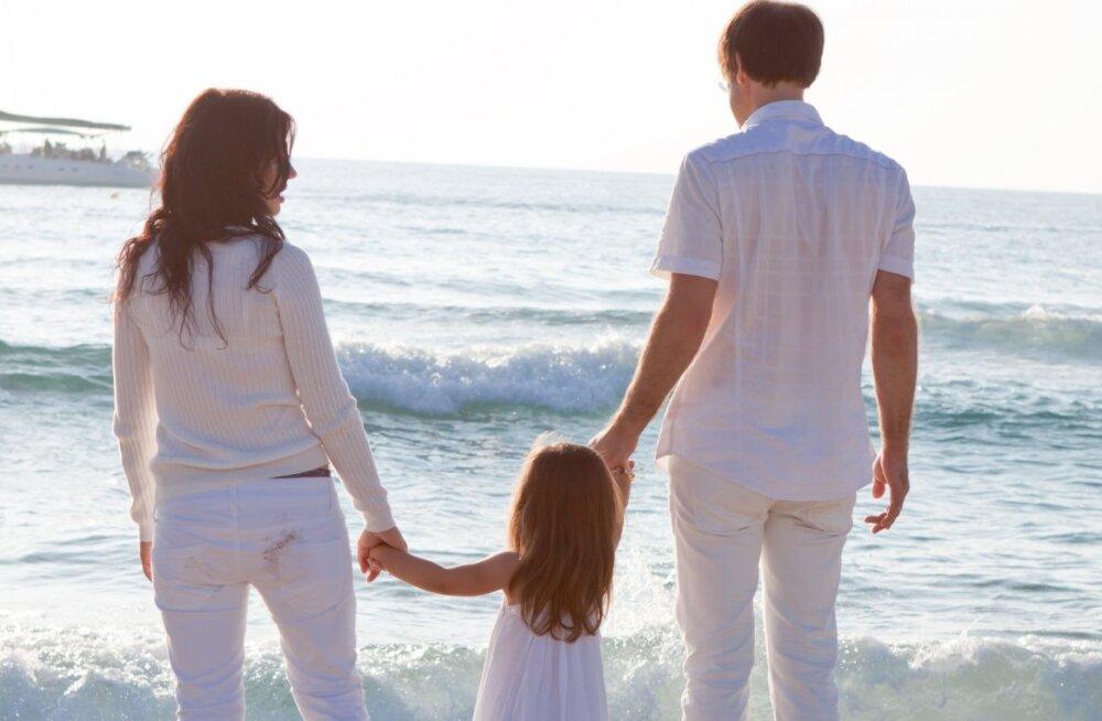 See on see üks ja ainus asi, millest sõltub, kas sinu lapsest saab õnnelik inimene