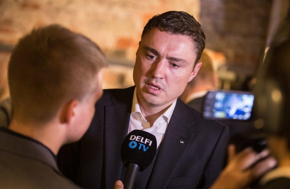 Reformierakonna Tallinna valimispidu