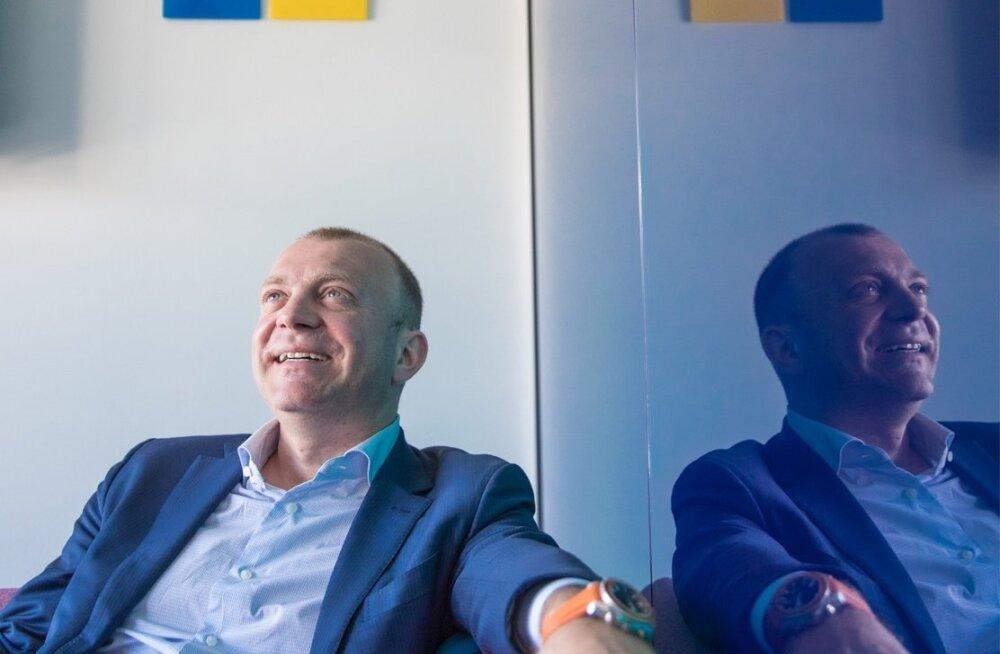 Microsoft Eesti uus juht Hristo Manov