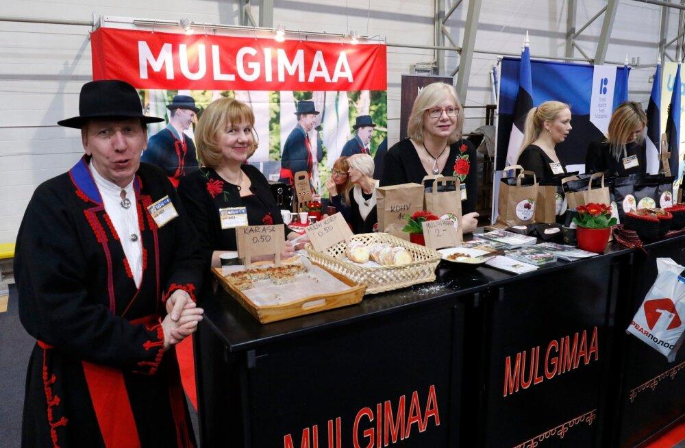 Eesti maaturism, Eesti toidutee