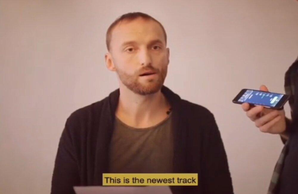 HUMOORIKAS VIDEO | Märt Avandi reageeris ausalt NÖEP-i uuele loole: mulle see tehnomuusika eriti ei meeldi...