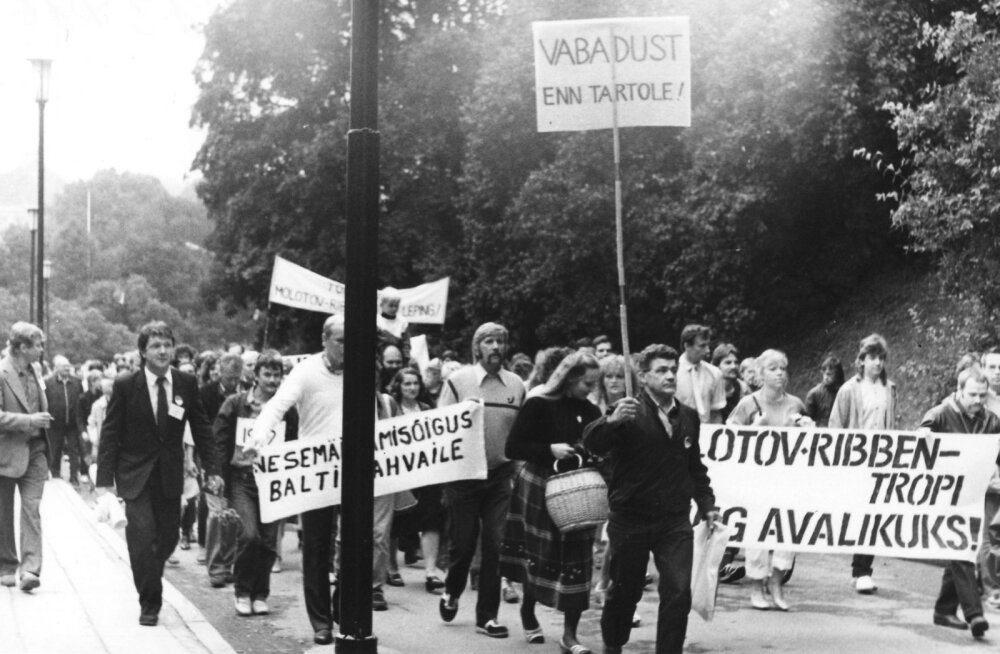 Rongkäik Hirveparki 1987. a 23. augustil. http://objektiiv.ee
