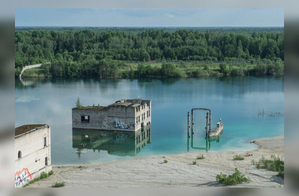 Murru vangla ja selle ümbrus