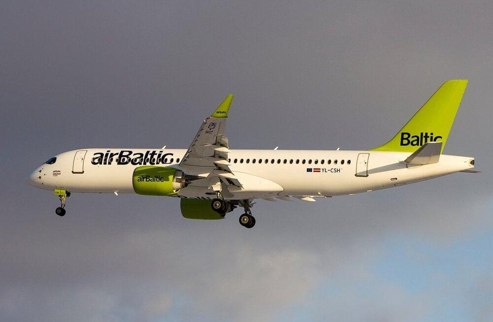 Raketi väljalaskmise ajal Tallinnasse lennanud airBaltic: miks meile midagi ei öeldud?