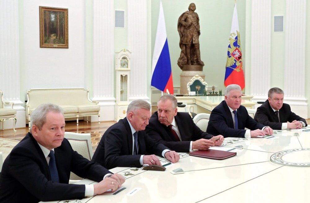 """Группа риска. Российские губернаторы между """"надоел"""" и """"пусть будет"""""""