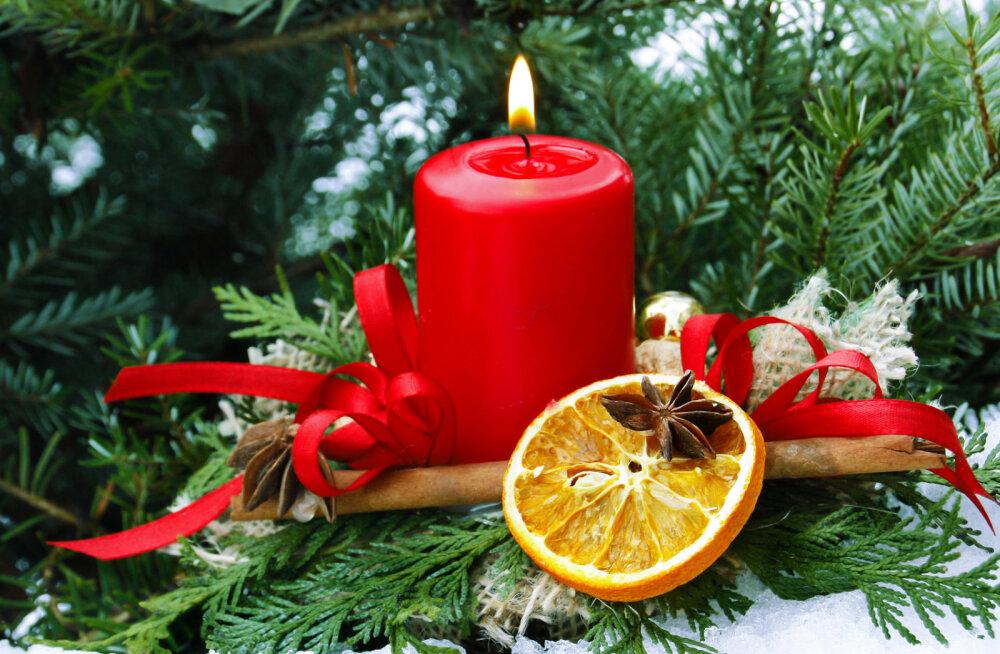 TÄNAST KOLMEKUNINGAPÄEVA tähista jõulukuuse välja viimisega