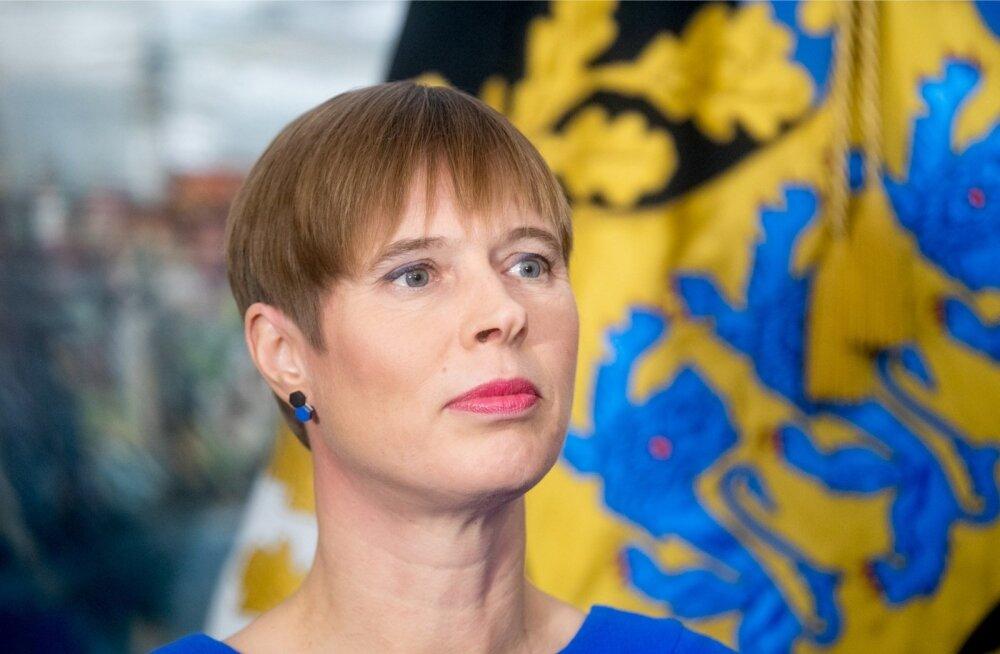 President Kersti Kaljulaid valitsuse üksmeeleta ränderaamistikule alla ei kirjuta.