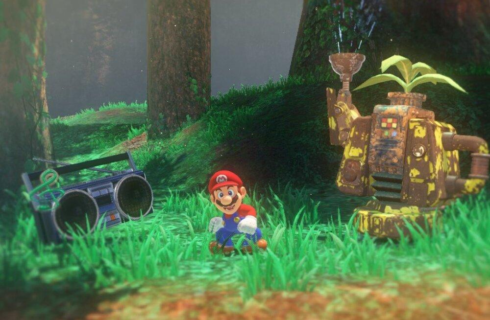 23.-29. oktoober: uusi videomänge – Wolfenstein II, Super Mario Odyssey ja uus Assassin's Creed!