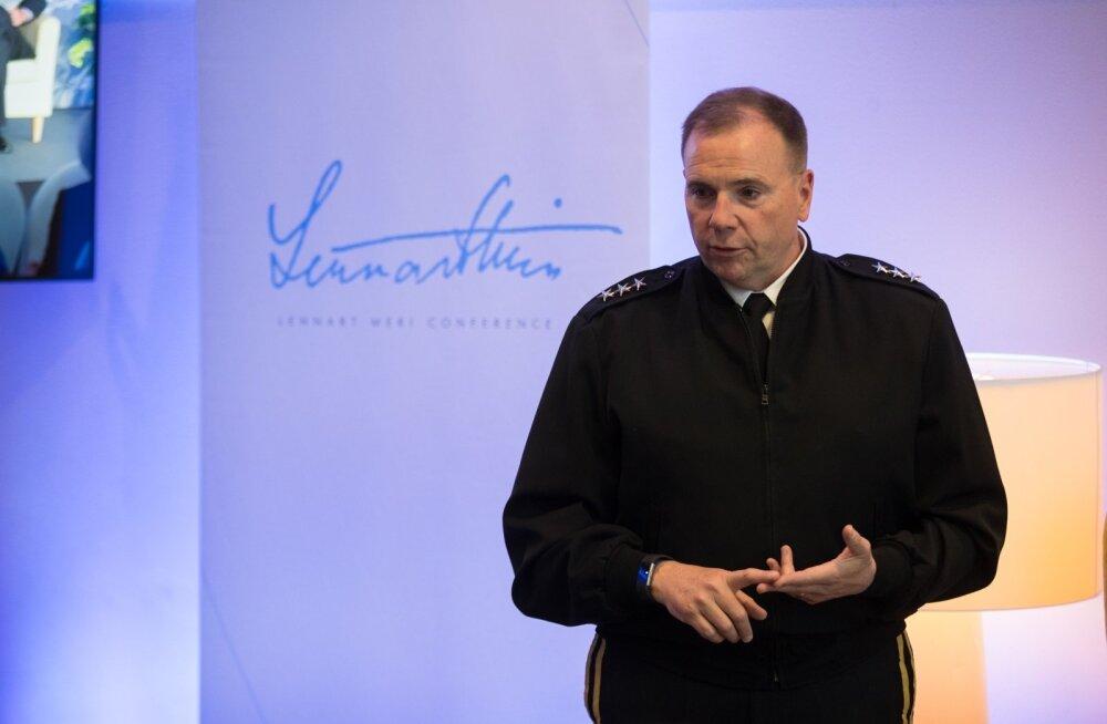 Kindral Ben Hodges kiidab, et Eesti on heade liitlassuhete musternäide, ja rahustab: NATO on USA jaoks väga tähtis.
