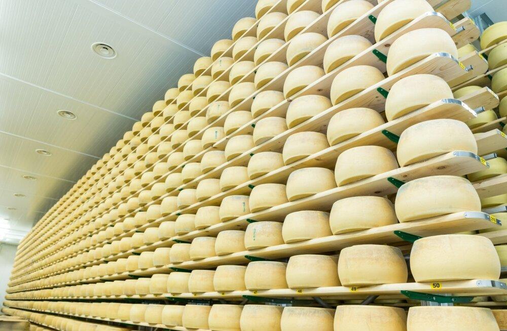 Alma Võru juustutööstus