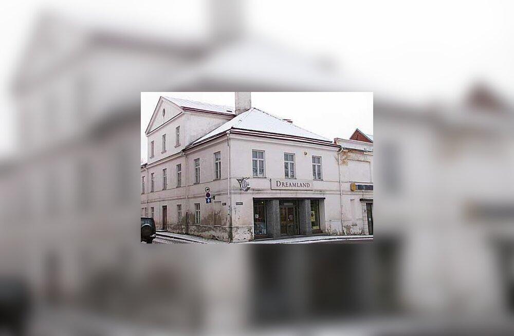 Viljandi valla uus vallamaja tuleb Viljandi kesklinna