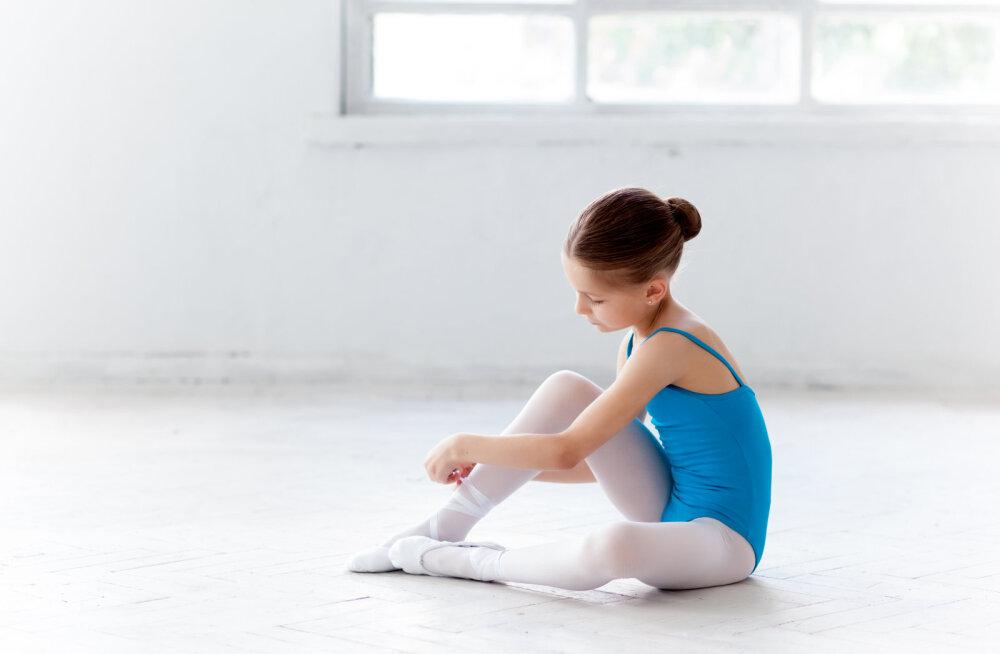 Интервью с Кайе Кырб: стоит ли отдавать ребенка в балет?