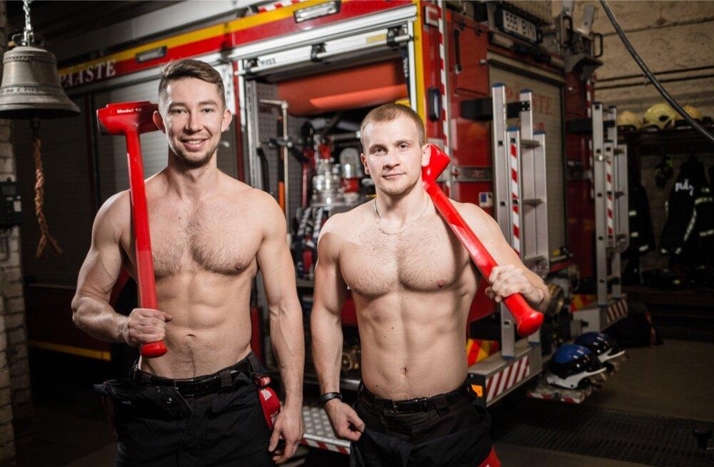 Tõrva päästekomando meeskonnavanem Kristjan Mikk ja päästja Martin Kõiv on seadnud eesmärgiks minna käesoleva aasta septembris toimuvatele tuletõrjujate maailmamängudele.