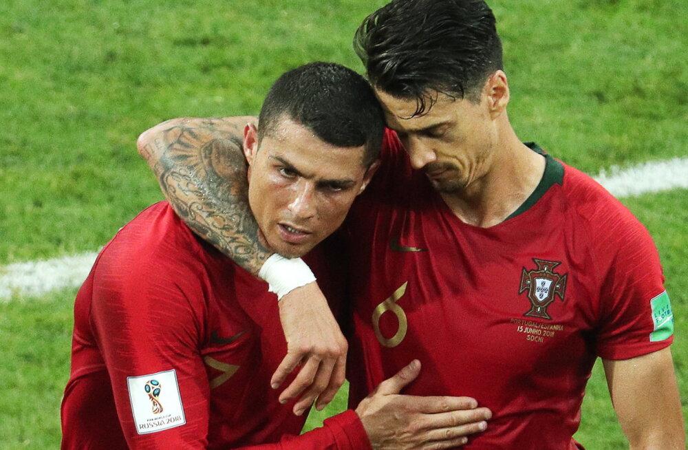 MM-i KOLUMN | Martin Reim: Ronaldo võlub väravaid välja