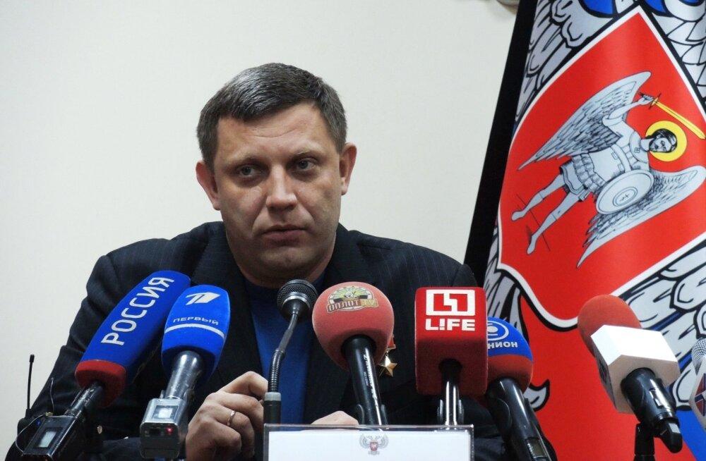 """Donbassi """"rahvavabariigid"""" teatasid Ukraina ettevõtete ülevõtmisest oma territooriumil"""