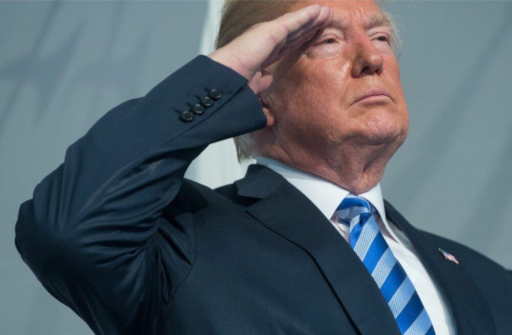 Eile nimetas Trump juurdlust Twitteris taas nõiajahiks ja pettuseks. Juba tehtud ja edaspidi plaanitud armuandmistega näitab USA president, et ei jäta sõpru hädas maha.