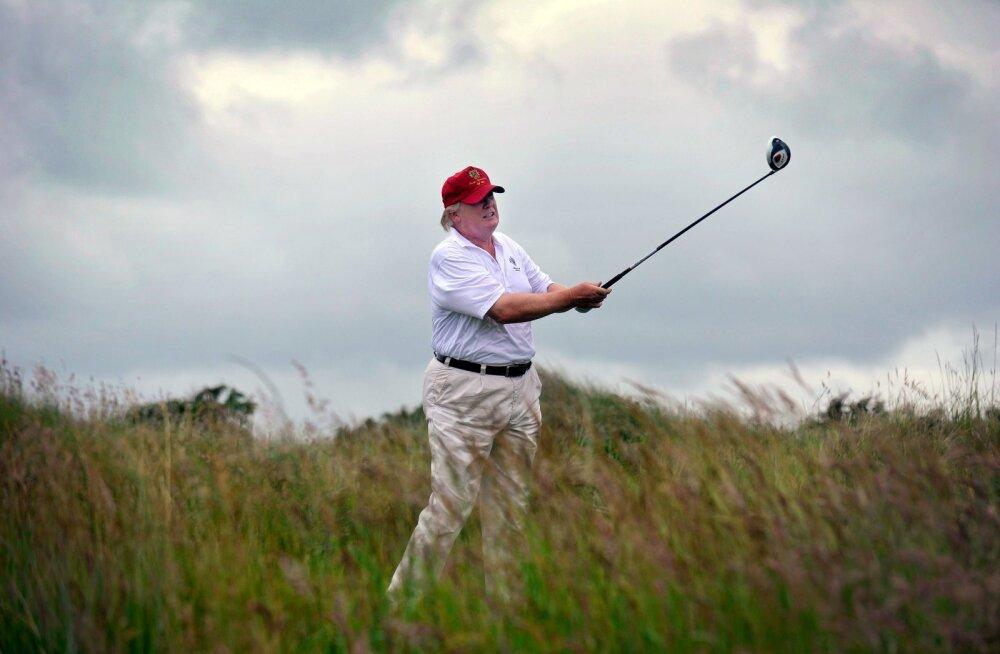 Ihuarst: Trump on terve kui purikas