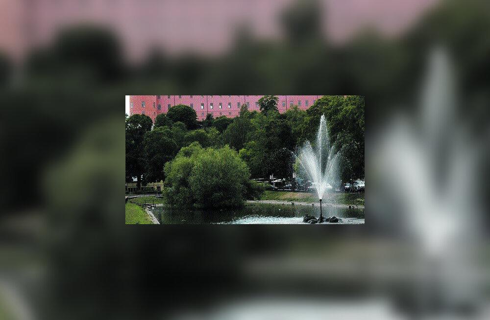 Rootsi Tartus ehk Uppsalas asub ka kuulsa Lillekuninga elukoht
