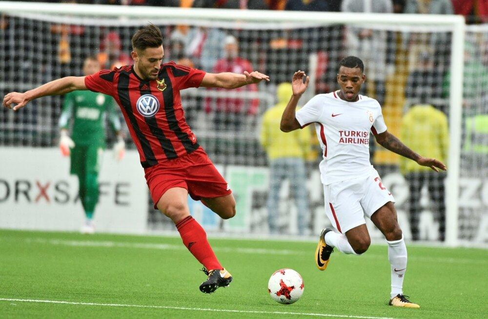 Galatasaray ja Östersundi mäng