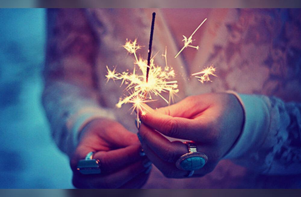 5 ideed, kuidas vana aasta õhtut spirituaalselt veeta