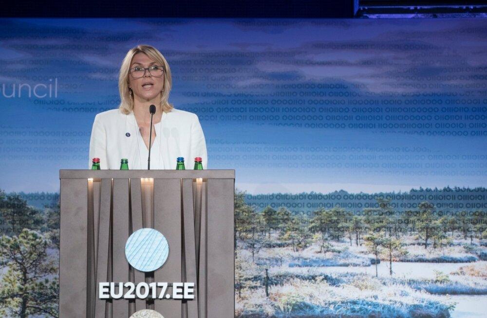 Урве Пало: Европа должна занять ведущую позицию в области кибербезопасности