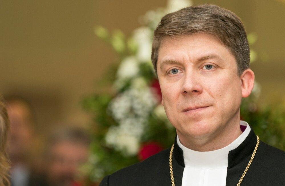 Peapiiskopi Urmas Viilma ametissepühitsemise vastuvõtt rahvusooperis