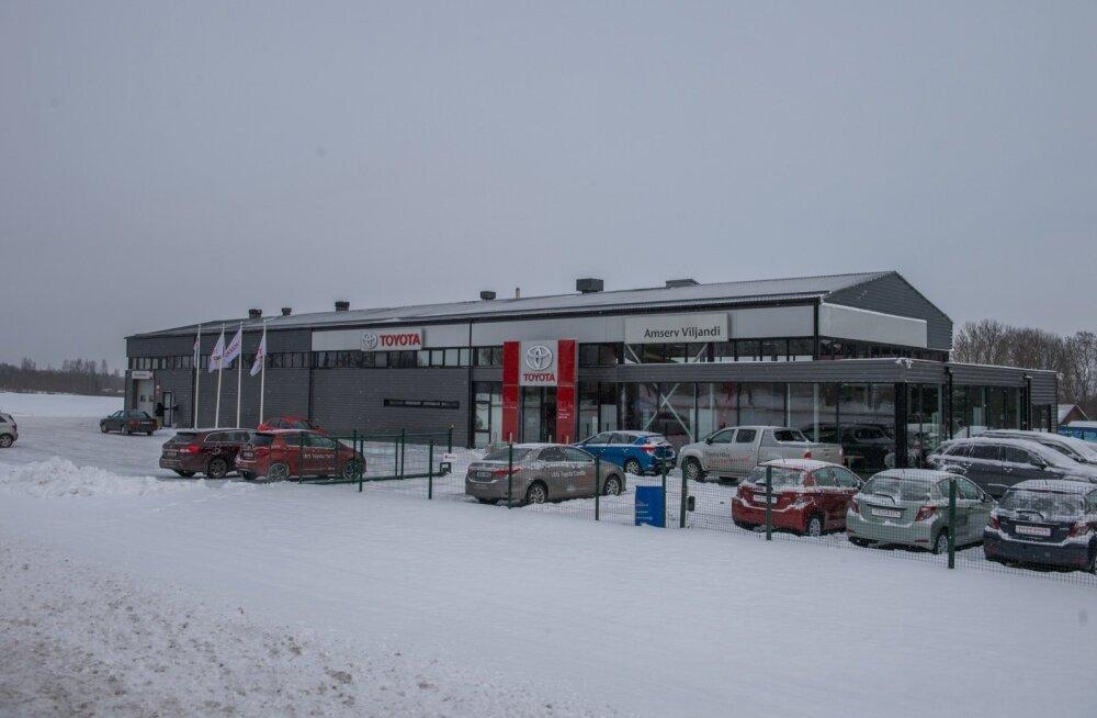 Türi-Viljandi ettevõtted
